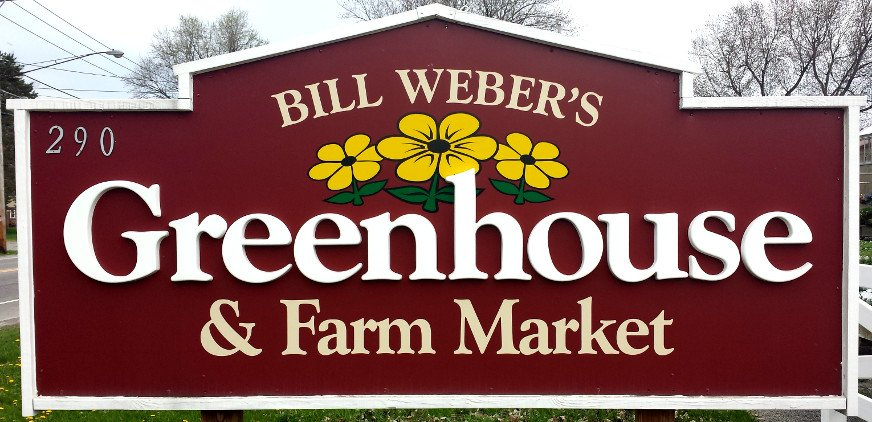 Bill Weber Sign